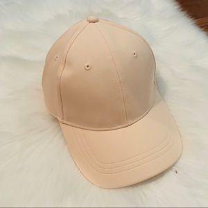 🔸 Lululemon baller hat blush pink one size NWT